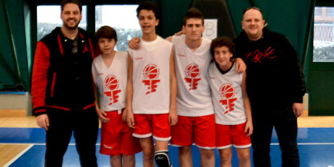 Gli Under 13 Campioni Provinciali JOIN THE GAME!