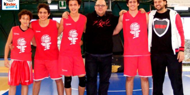 UNDER 14 – Gaspare Longo Campione Provinciale U14 JTG 2014