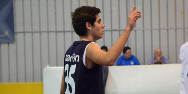 Esordio in Serie D per Alfano della Gaspare Longo Partinico e Giovedì inizia l'Under 18.