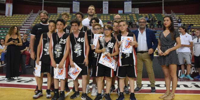 UNDER 13: Streetball 2017 Pallacanestro Trapani